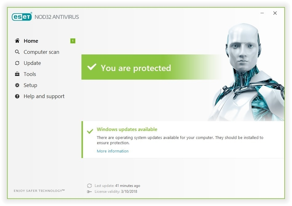ESET NOD32 Antivirus full Crack + Serial Key Free ...