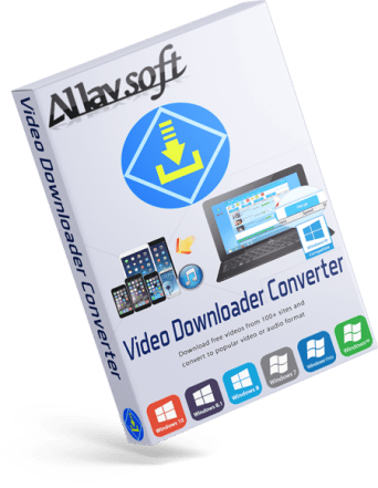 Allavsoft 3.16.4.6869 Crack + License Key Full Download Free 2019