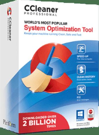 CCleaner Pro 5.49 Crack