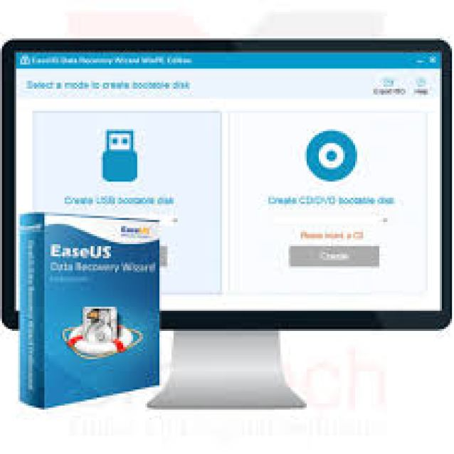 EASEUS Data Recovery Wizard 12.9.1 Crack + Activation Key Free Download 2019