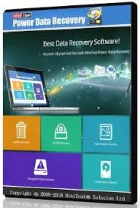 MiniTool Power Data Recovery 8.5 Crack With Activation Code Free Download 2019