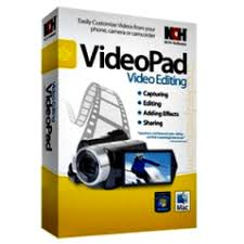 VideoPad Video Editor 7.25 Crack With Plus Keygen Free Download 2019