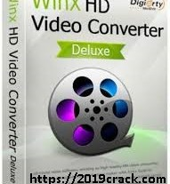 WinX HD Video Converter Deluxe 5.16.0 Crack With Full License Key 2020