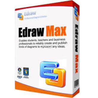 EDraw Max 9.1 Crack AND License Key 2019 Lifetime