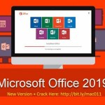 Microsoft Office 2019 Crack With Product Key Free Download