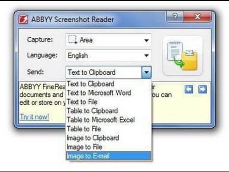 ABBYY Screenshot Reader 11.0.250 Crack