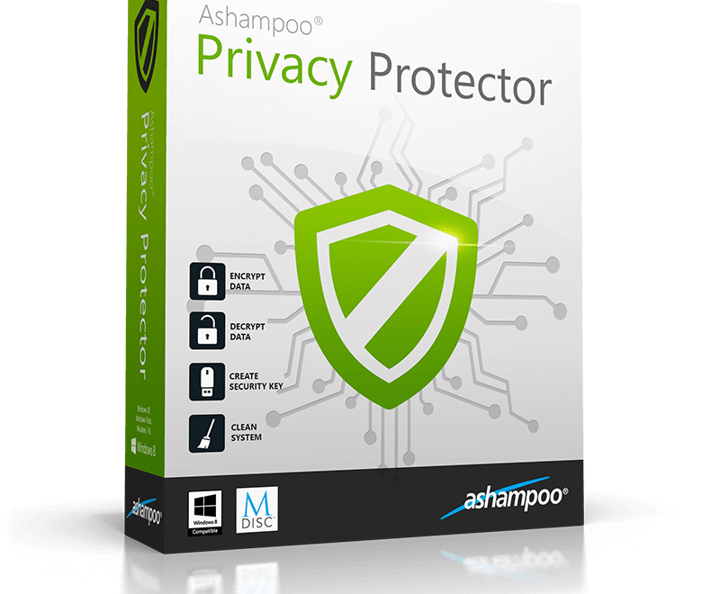Ashampoo Privacy Protector 1.1.3 Crack With Keygen 2019 Setup