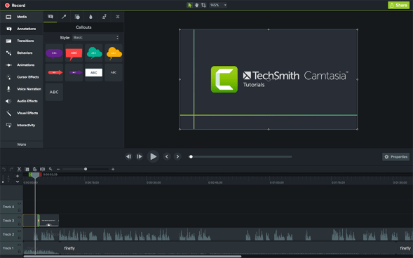 Camtasia Studio 2019.0.0 Crack + Product Key 2019 Download
