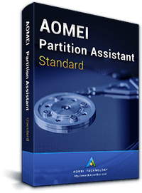 AOMEI Partition Assistant Standard Edition 8.1 Crack
