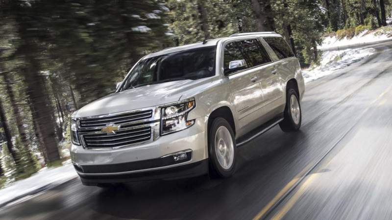 2019 Chevy Suburban Mid-Cycle Refresh | 2019 - 2020 SUVs2019 – 2020 SUVs