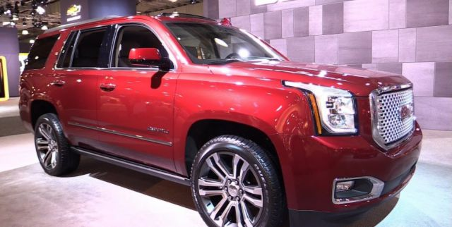 2019 GMC Yukon Changes, Denali, XL | 2019 - 2020 SUVs2019 ...