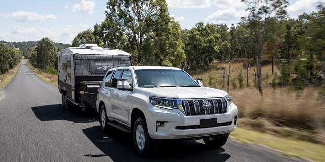 2019 Toyota Land Cruiser Prado Facelift Diesel Interior 2019