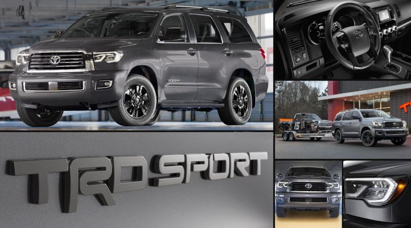 2019 Toyota Sequoia TRD Sport Edition Review | 2019 - 2020 ...