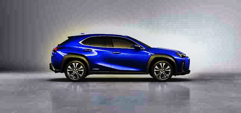 The New Luxury SUV 2019 Lexus UX - Full Review | 2019 ...