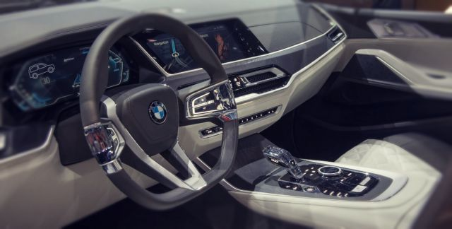 2019 BMW X7 interior | 2019 - 2020 SUVs2019 – 2020 SUVs
