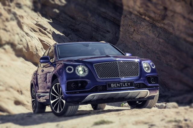 2019 Bentley Bentayga Sport Coupe Will Debut Next Year 2019 2020