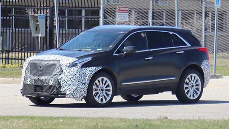 2019 Cadillac XT5 is much more Improved   2019 - 2020 SUVs2019 – 2020 SUVs