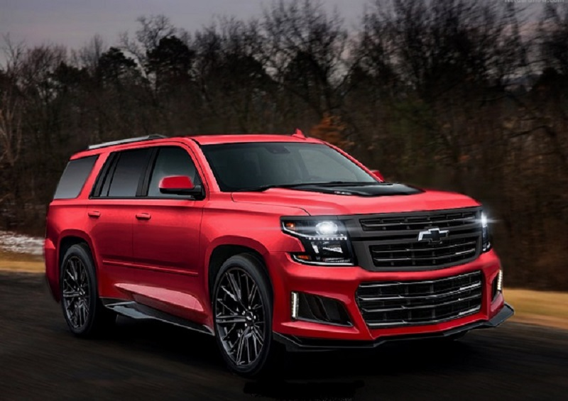 Redesign Details - What Will The 2020 Chevy Tahoe Look Like