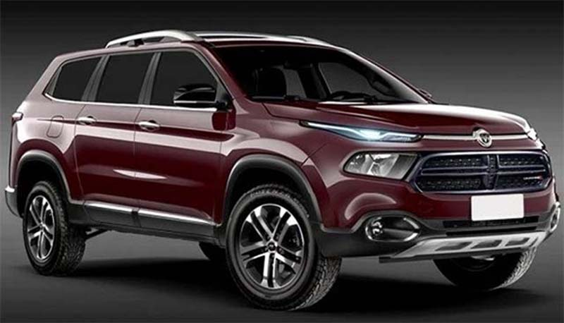 2020 Dodge Durango Body on Frame Platform