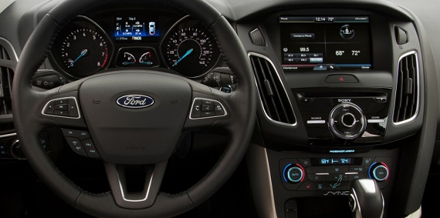 2020 Ford Explorer interior | 2019 - 2020 SUVs2019 – 2020 SUVs