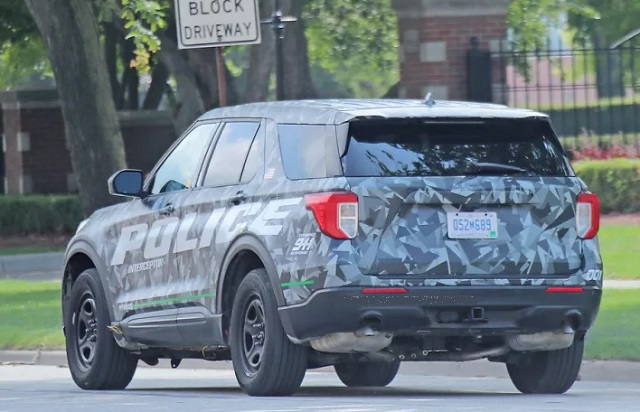 What Will The 2020 Ford Explorer Look Like Redesign Details 2019
