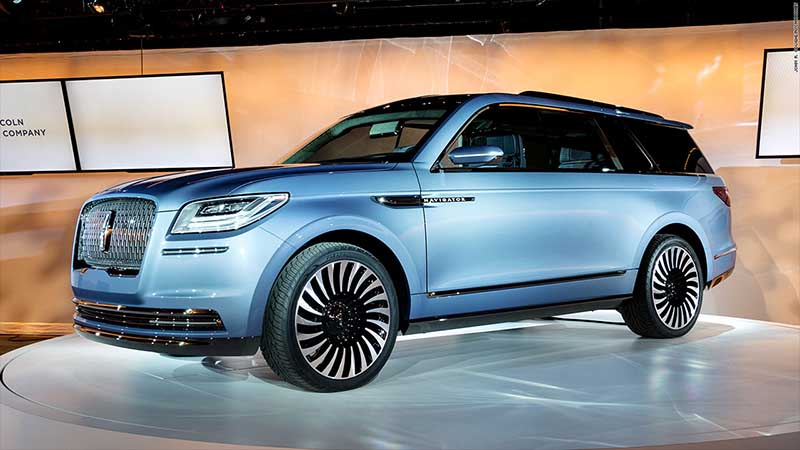 2020 Lincoln Navigator Price, Black Label, Changes | 2019 ...