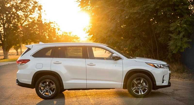 Will The 2020 Toyota Highlander Be Redesigned?