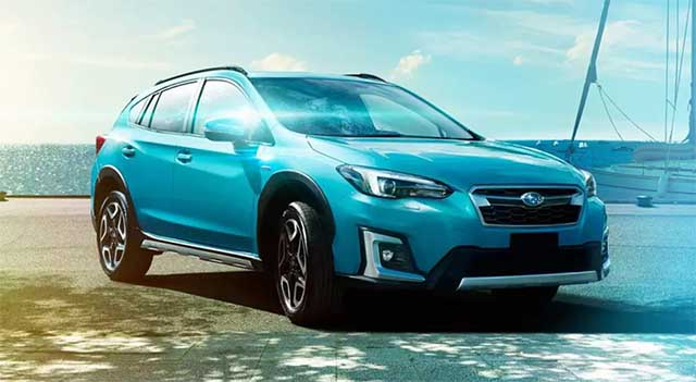 2020 Subaru Crosstrek Changes