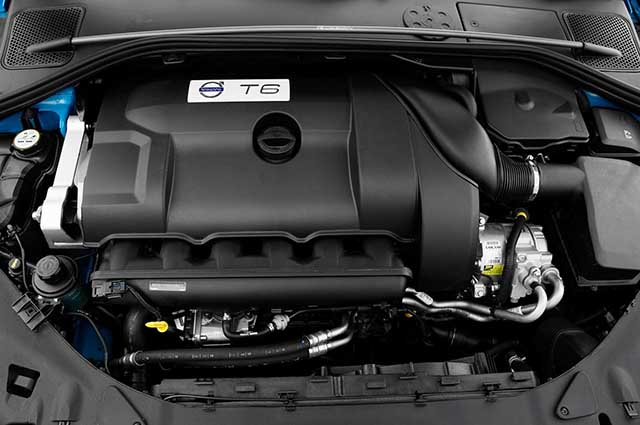 2020 Volvo XC70 t6 engine