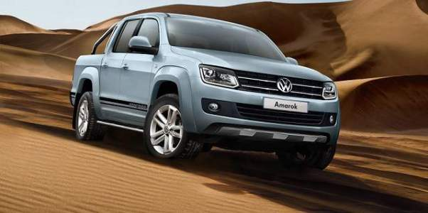 2018 VW Amarok truck