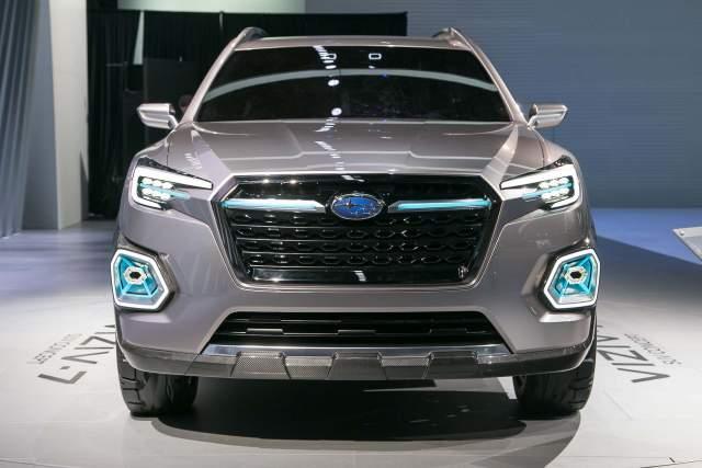 2019 Subaru Pickup Truck front