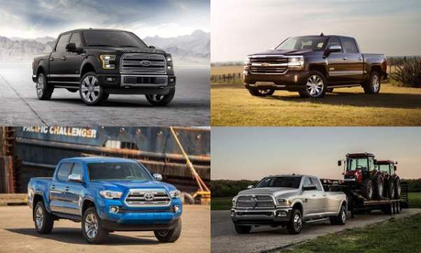 2019 Best pickup trucks