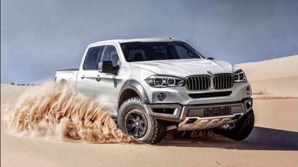 Bmw Pick Up Truck >> 2018 Bmw Pickup Truck Concept Release Date 2018 2019 And 2020