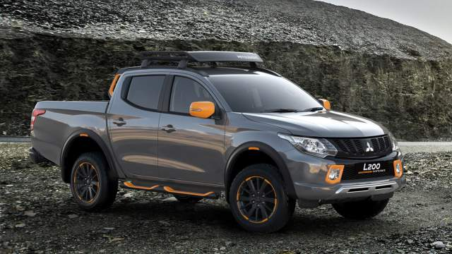 2018 Mitsubishi L200 Facelift, Barbarian, Diesel - 2019 and 2020 Pickup Trucks