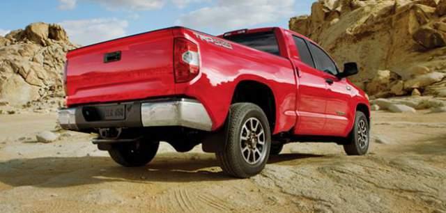 2018 Toyota Tundra Diesel