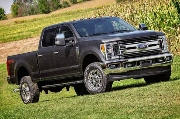 Ford F250 Towing Capacity >> 2019 Ford F-250 Changes in the Super-Duty Segment - 2019 and 2020 Pickup Trucks