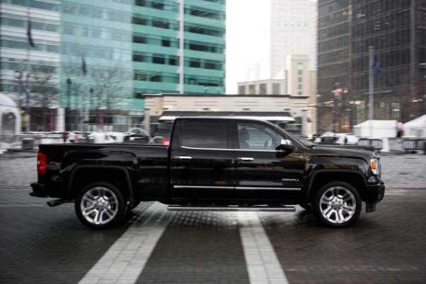 Chevy Silverado Custom Wheels >> 2019 GMC Sierra 1500 Diesel Confirmed - 2018, 2019 and 2020 Pickup Trucks