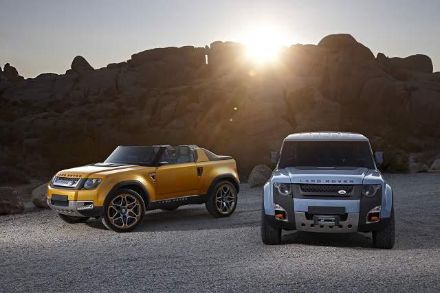 2019 Land Rover Defender Pickup Truck Release Date - 2019 ...