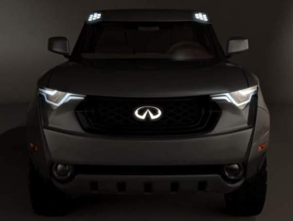 Infiniti Pickup Truck Concept