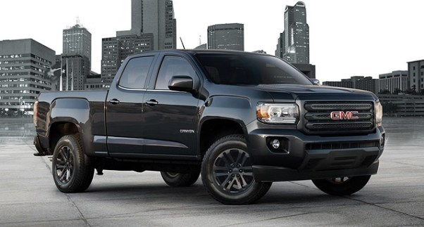 2019 GMC Canyon Mid-Cycle Refresh - 2019 and 2020 Pickup ...
