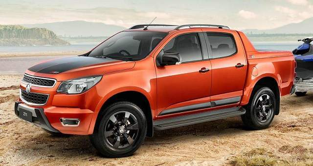 2019 Holden Colorado Z71