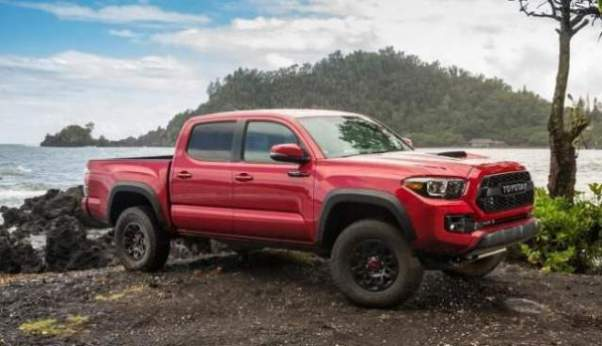 2018 Tacoma Diesel >> 2019 Toyota Tacoma Diesel Debut Mpg D 4d Engine 2019 And 2020