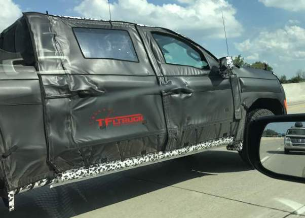 Chevy Reaper Specs >> 2020 Chevy Reaper Prototype Spied! - 2019 and 2020 Pickup Trucks