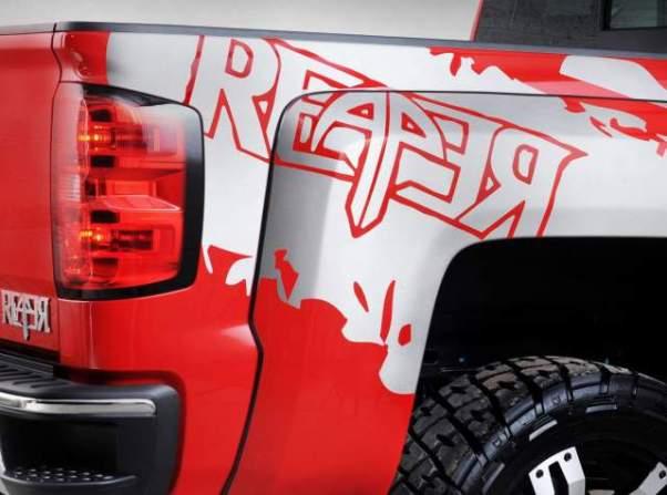 2020 Chevy Silverado Reaper