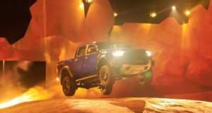 2019 Ford Ranger Raptor debut