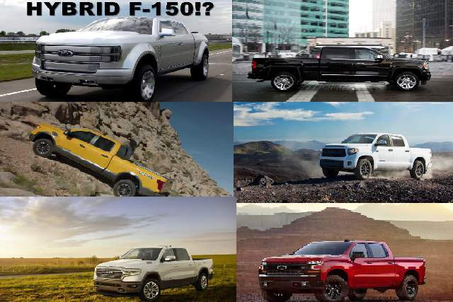 2019 best full size trucks