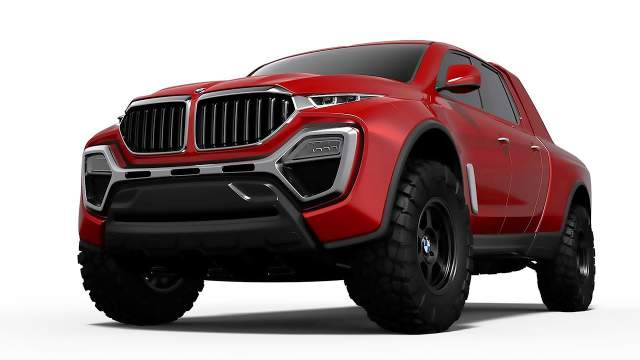 Bmw Pickup Truck Is The Next Aussie Ute 2019 And 2020