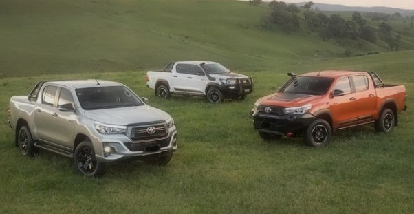 2018 Toyota HiLux Rugged Rogue Rugged X