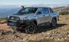 2018 Toyota HiLux Rugged X