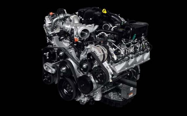 Ford Super Duty engine